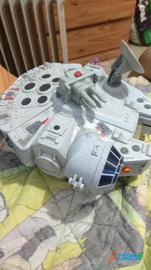 Playskool halcon milenario star wars. millenium falcon.