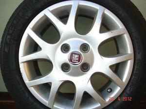 Neumático goodyear eagle nct5 18560 r15 con llanta original