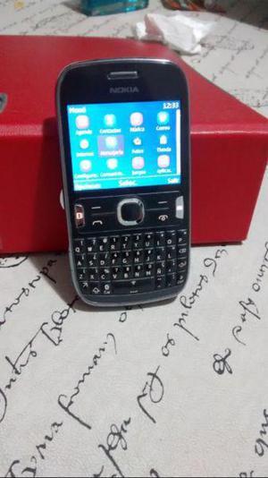 Nokia asha 302 claro