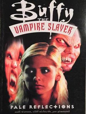 Comic buffy cazavampiros en ingles