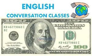 Clases particulares de inglés por solo $100 pesos la hora.