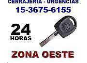 Cerrajero 24 horas el palomar 15-36756155