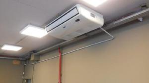 Instalacion de aire acondicionado split (personal