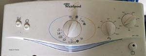 Lavarropas whirlpool awt4083 para reparar o repuestos