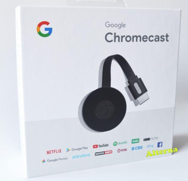 Google chromecast 2 generacion 2018 smart tv box netflix