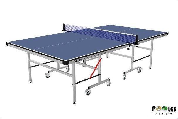 Mesa De Ping Pong Medidas Reglamentarias Nuevas En Argentina