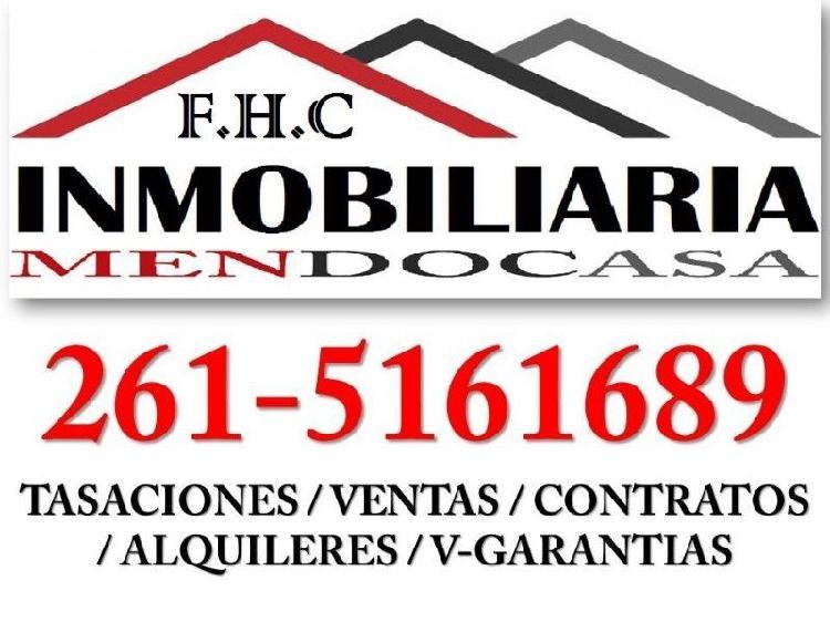 Asesoramiento gratis, tasaciones inmobiliaria en mendoza