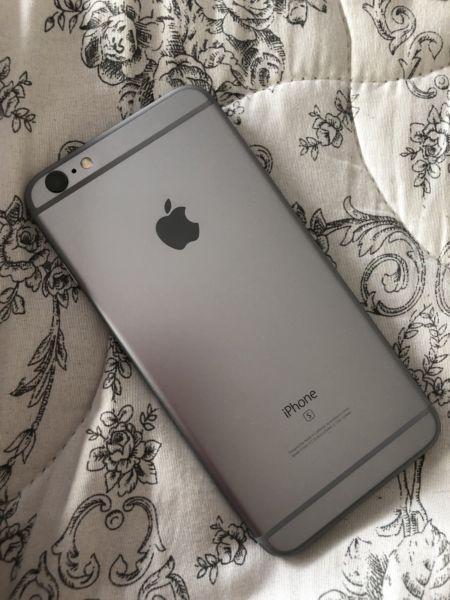 Iphone 6s 64gb space grey como nuevo libre de todo