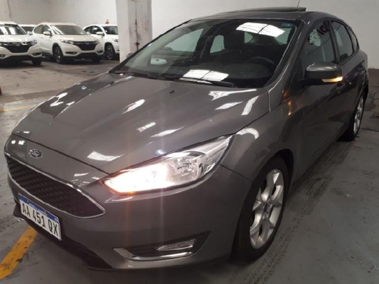 Ford focus 2.0 se plus automatico 40.000km año 2016