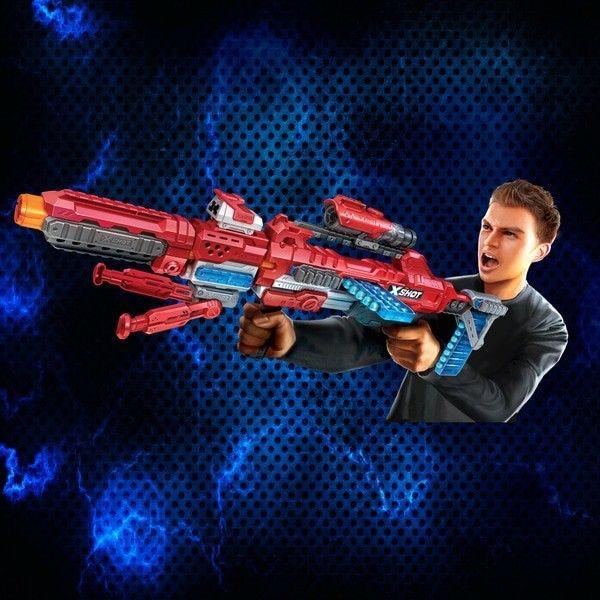 Lanza dardos marca zuru x-shot regenerator