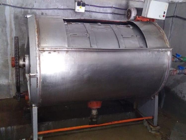Lavadora de tambor industrial