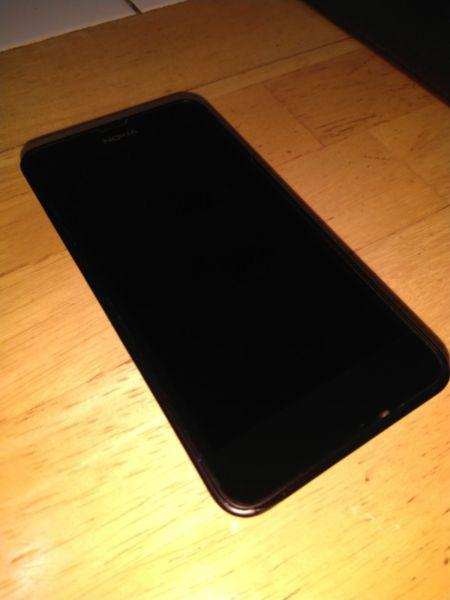 Nokia 635 smartphone /con vidrio templado de regalo