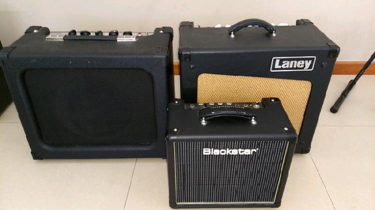Amplificador valvular style at15 15 watts