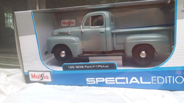 Coleccionables * pick up ford f 1 * 1948 *