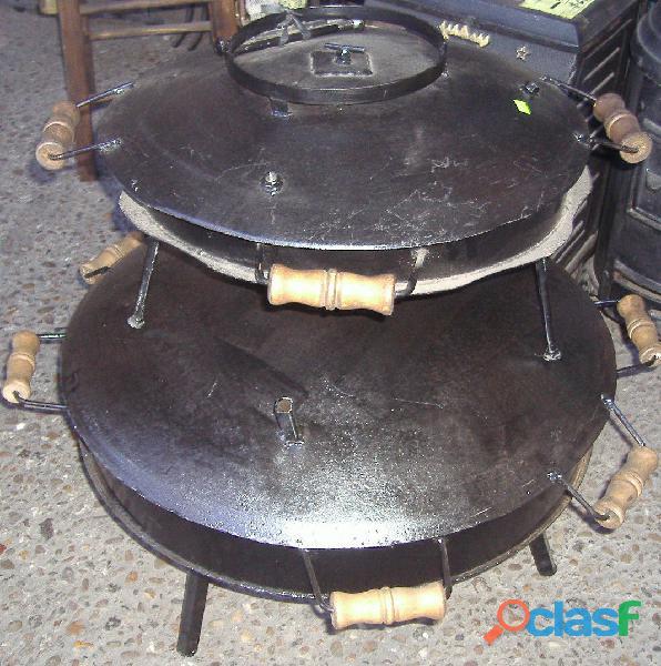 Discos de arado originales para cocinar