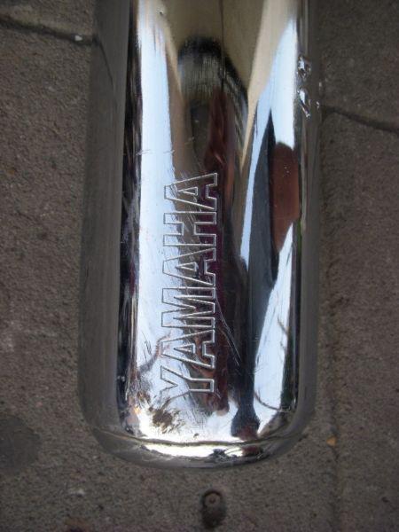 Repuesto yamaha, silenciador original para moto yamaha o