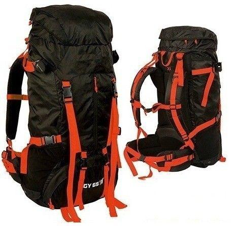 Mochila mochilero trekking 65 litros (sin uso)