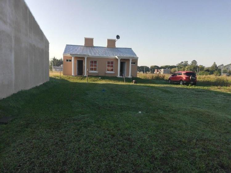 Alquilo casa en villa elisa para 3 personas