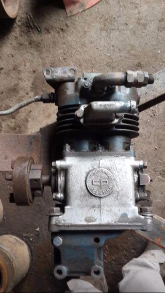 Compresor motor perkins