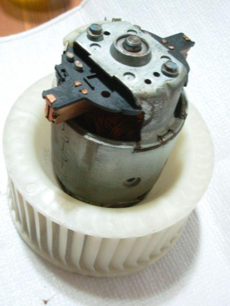 Motor bosch 24v forzador de calefacción de ford cargo