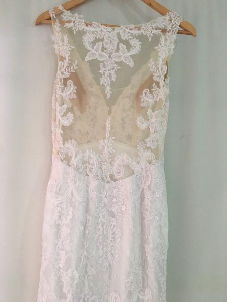 Vestido novia importado