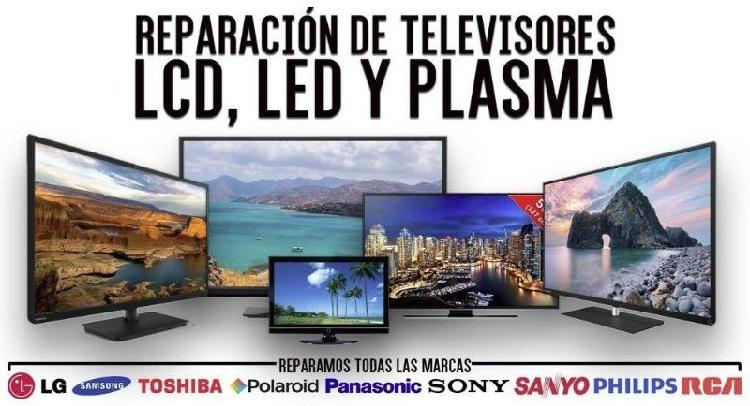 Reparación service tv smart led lcd
