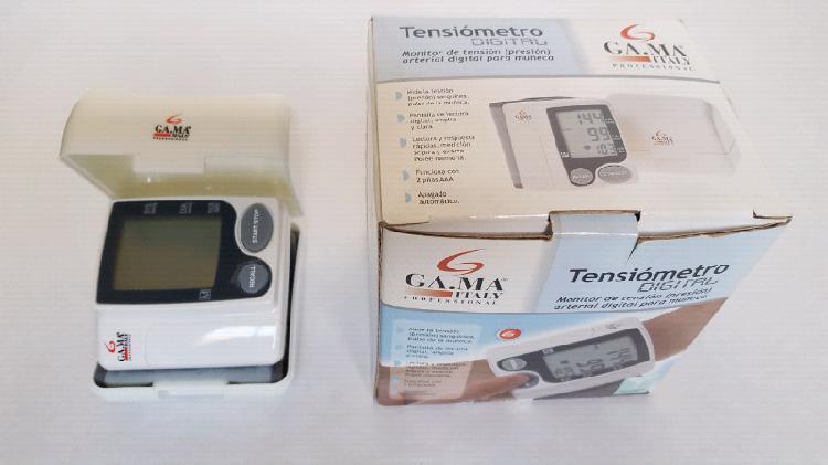 Sólo por hoy tensiómetro digital para muñeca gama italy