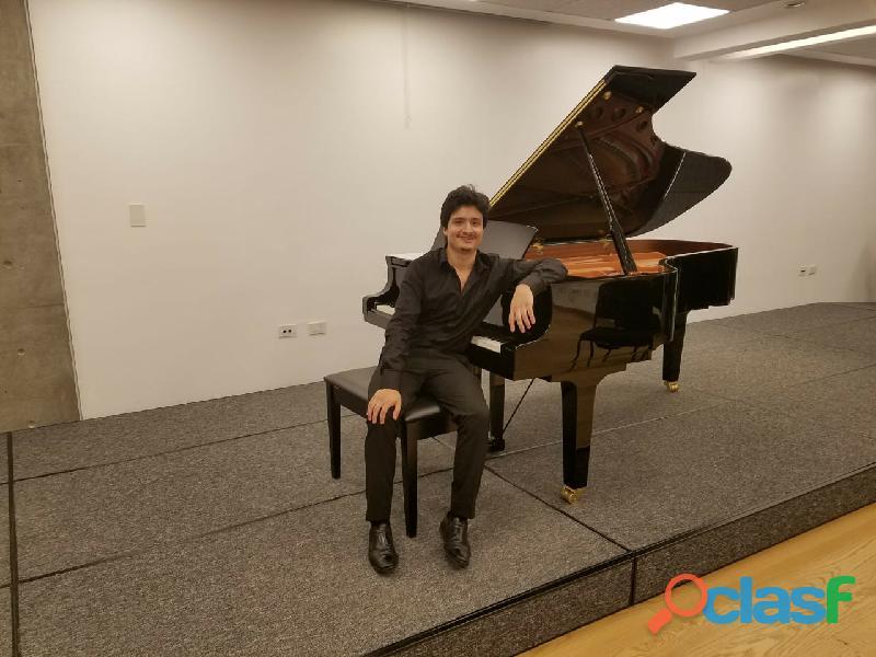 Clases de piano en caba. todas las edades y niveles! música clásica y popular. prof. ciro rolón