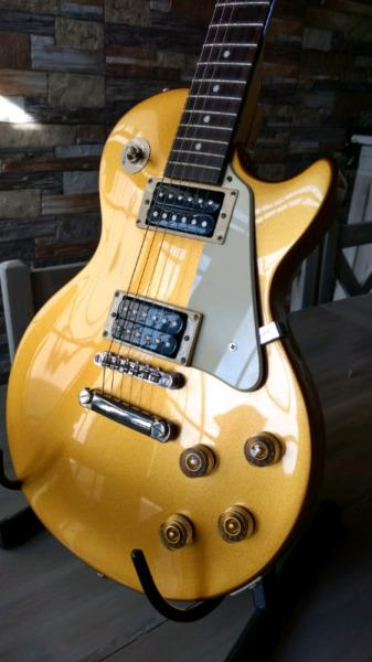Epiphone goldtop impecable