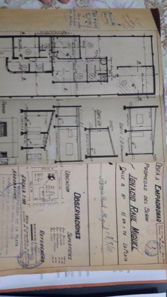 Casa en venta (ib-195408) 8 e/ 69 y 70 240.000