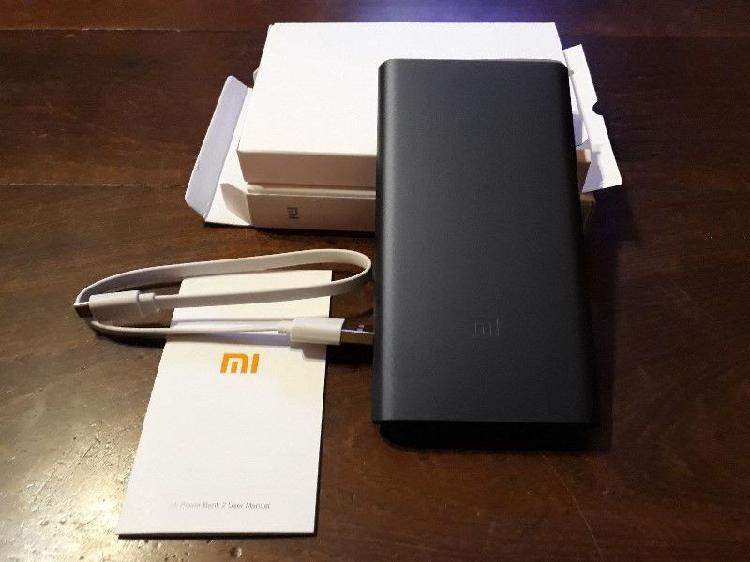 Cargadores portatiles de celulares xiaomi