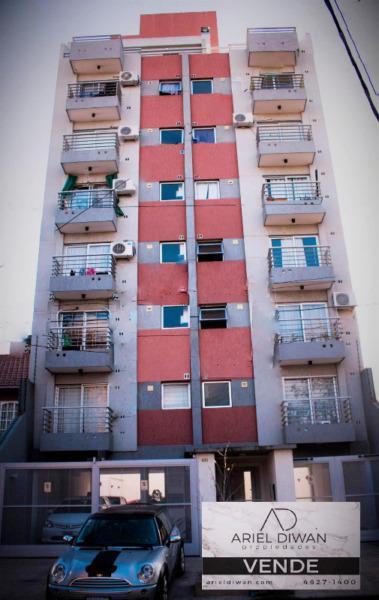 Departamento 2 ambientes a estrenar con balcón