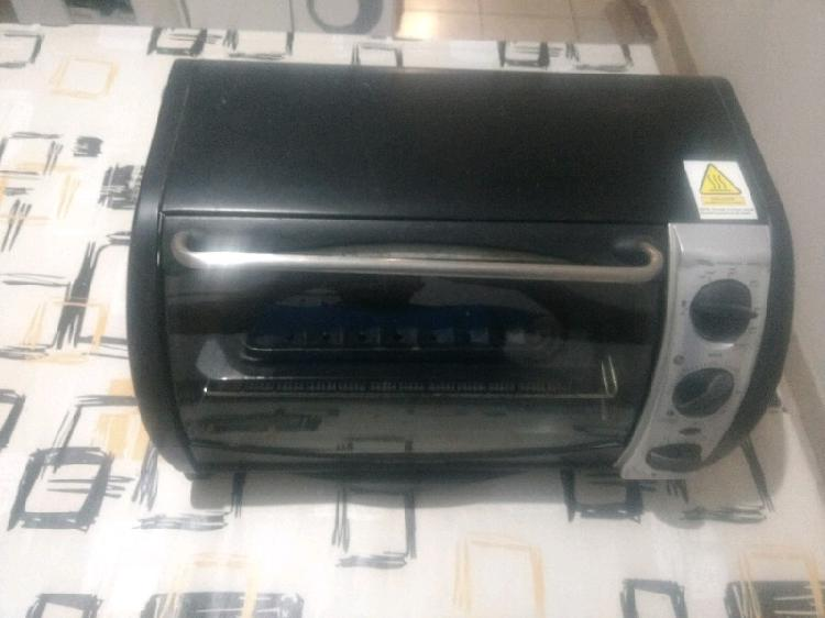 Horno electrico black decker anuncios abril clasf for Horno electrico black decker