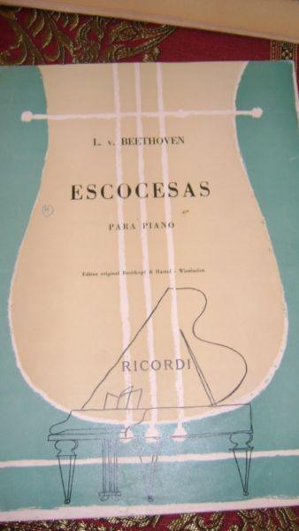 Partituras escocesas para piano de ludwig van beethoven 7.2