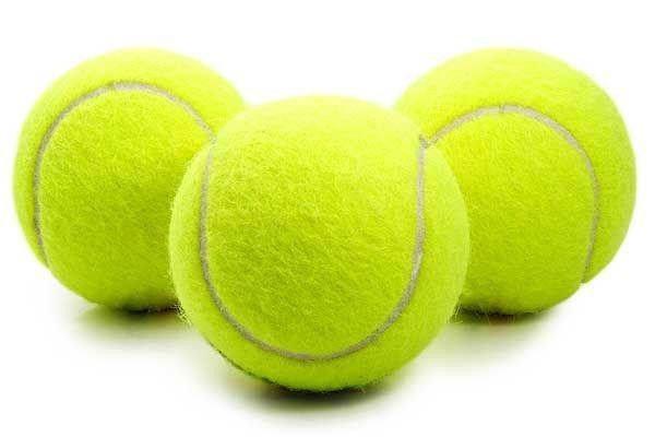 Pelotas de tenis nuevas originales