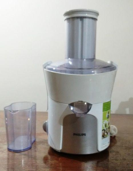 Vendo extractor de jugo philips hr1854/04