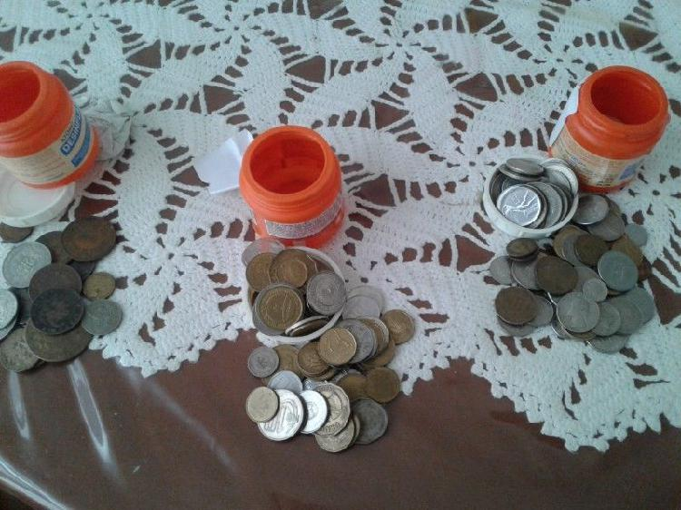 Lote de monedas antiguas