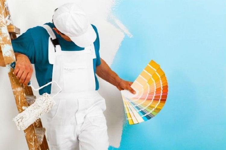 Pintor de obras casas