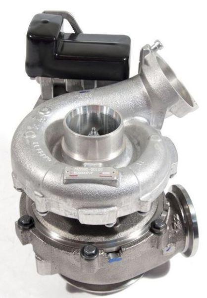 Turbocompresor para bmw x5 3,0d, con motor m57n2, codigo,