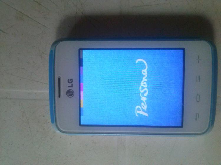 Celular lg l20 android
