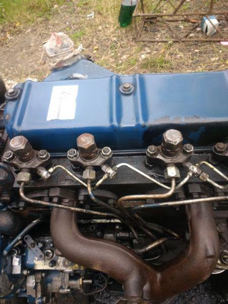 Motor perkins 4 potenciado