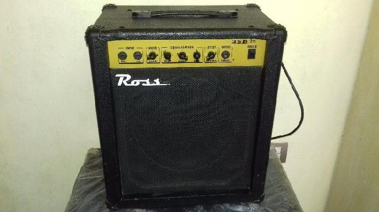 Amplificador de bajo Ross 35 watts