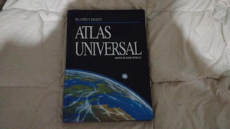 Atlas universal mapas de rand mcnally