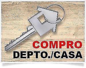 COMPRO A DUEÑO CASA, DPTO O QUINTA PAGO HASTA $ 1.300.000