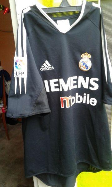 8d2e2677b Camiseta madrid negra 【 OFERTAS Julio 】 | Clasf