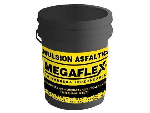 Emulsion plastica base asfaltica en balde 20 kg marca