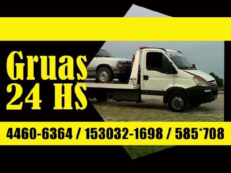 Gruas Remolques ((1130321698)) En Martinez Auxilio de Autos