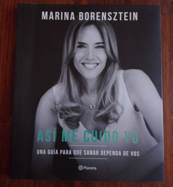 Libro Así me cuido yo. Marina Borensztein