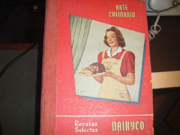 Libro de Cocina Antiguo
