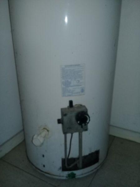 Liquido termotanques pinchados